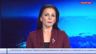 В Тюмени иномарка протаранила остановочный комплекс