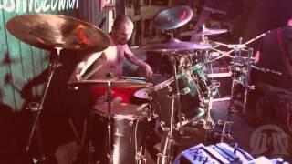 PARRICIDE@Promise-Vizun-Live in Chorzów-Poland 2015 (Drum Cam)