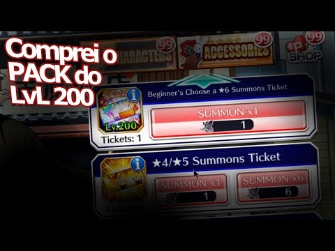 Bleach Brave Souls: Comprou o pack de lvl 200!!! Valeu a Pena!? - Omega Play