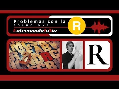 Problemas Con La R? [ SOLUCIÓN ]💪👌