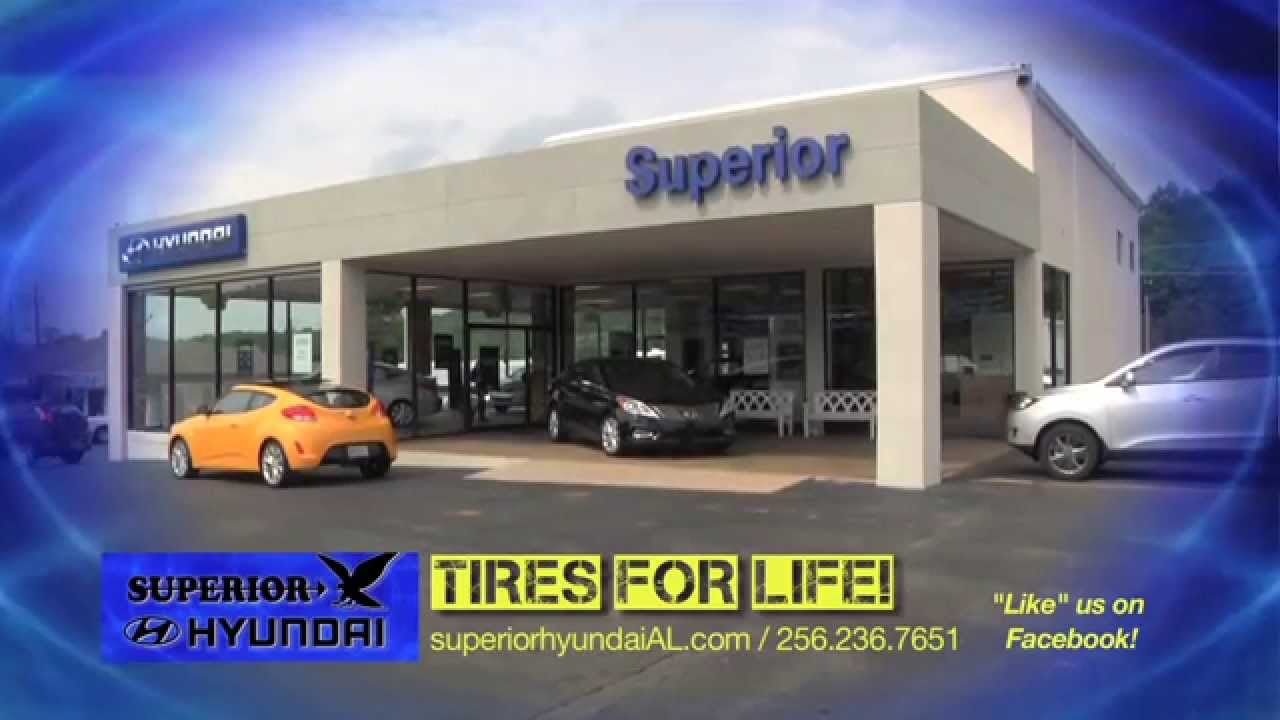 Superior Hyundai   Tires For Life
