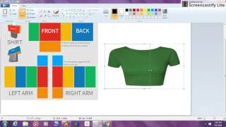 *BC NEEDED* how to make shirts on roblox *BC NEEDED*