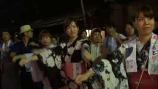 世界中の人々に観てもらいたい後世に残したい日本三大盆踊りの一つ『岐...