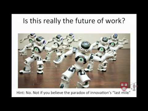 Mary L. Gray on Digital Labor Economies & Demands for an Ambient Workforce