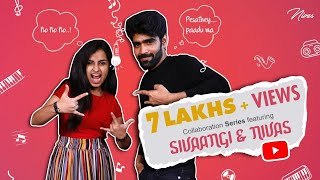 Soulful Melody featuring Sivaangi & Nivas | Collaborative Series - Epi 1 | Tamil Cover Songs