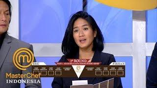 MASTERCHEF INDONESIA - Skor Sementara di Babak Pertama   FINAL