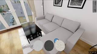 Itoma 3D Tech - Virtual Tour with material customisation to impress your customers