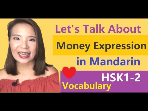 How to Say Money in Mandarin (HSK1-2 Vocabulary About Money | SMART Mandarin)