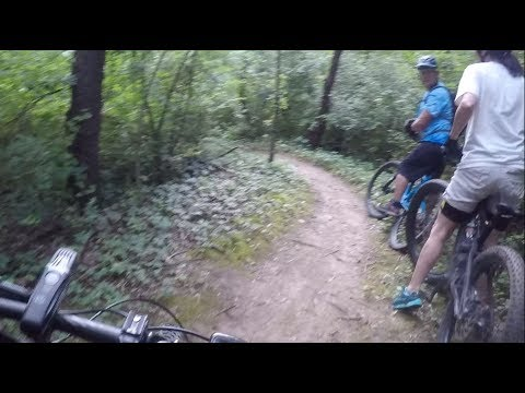 Illinois:  Kickapoo Recreation area ride