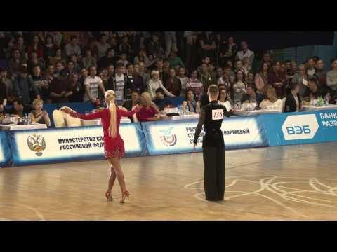 Чемпионат России по латине 2015. Презентация финалистов