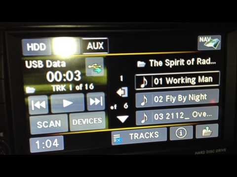 How to Copy iTunes Music to Jeep Radio