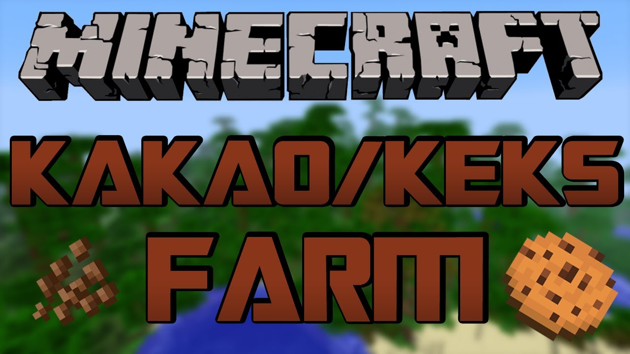 Minecraft kuchen farm