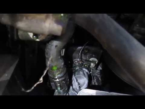 How to find a coolant leak on a BMW