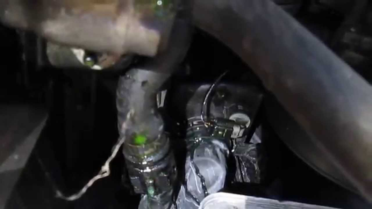 How To Find A Coolant Leak On A Bmw Youtube