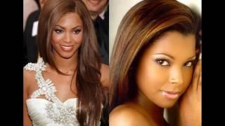 Light Hair Color Ideas For Dark Skin