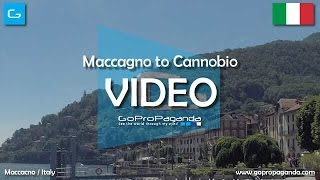 [HD] Maccagno to Cannobio
