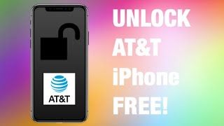How to Unlock ANY AT&T iPhone FREE!