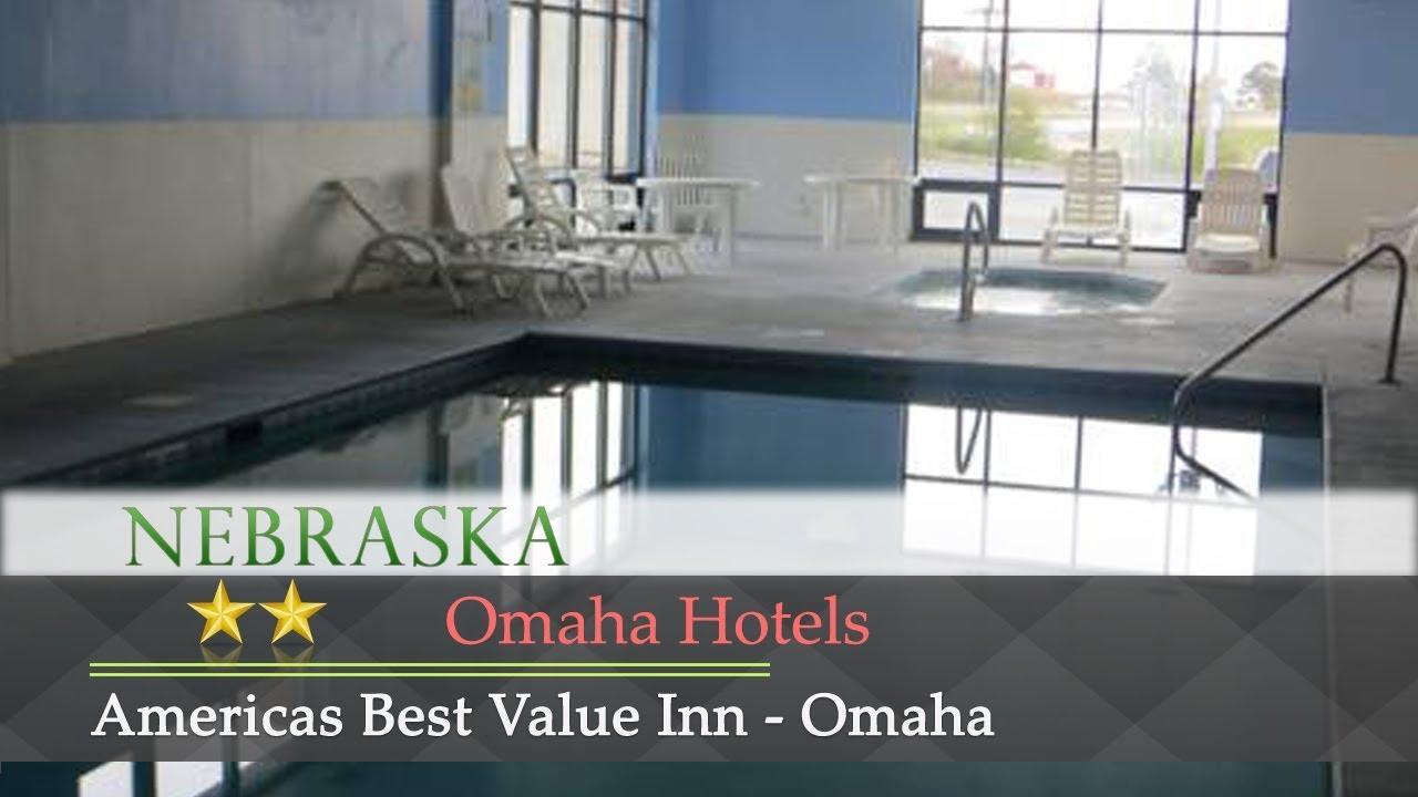 Americas Best Value Inn Omaha Hotels Nebraska