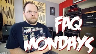 FAQ Mondays: YouTube Networks, White Zombie & JDK Audio