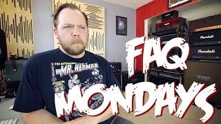 FAQ Mondays: YouTube Networks, White Zombie & JDK Audio