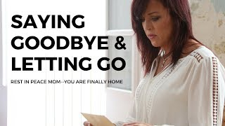 Letting Go of my Codependent Mom--Rising Above Childhood Trauma