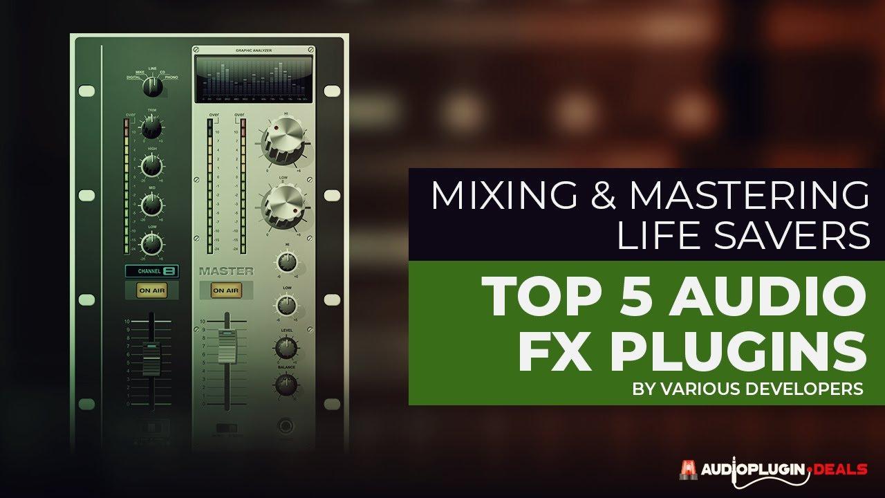 top 5 Archives - Audio Plugin Deals