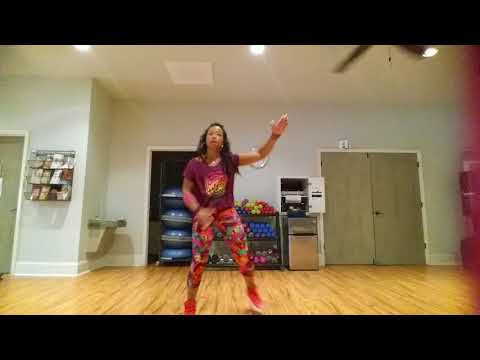 Zumba® Warm up – DJ Baddmixx Lose Control Mashup