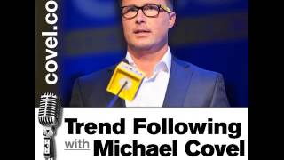 Ep. 353: Steve Burns Interview #3 with Michael Covel on Trend Following Radio
