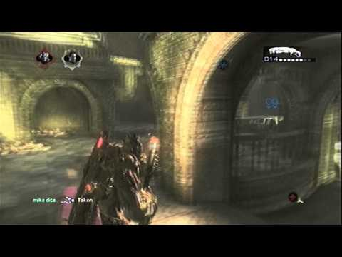 Gears of War 3 Capture card test and software test