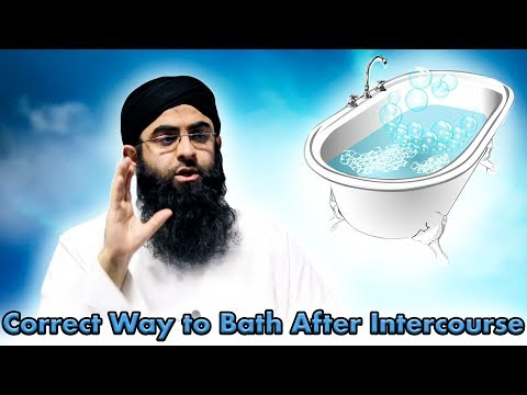 Correct Way To Bath After Intercourse
