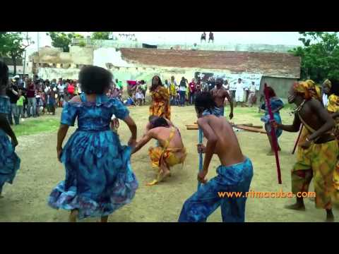 Bantu Yoruba 2014