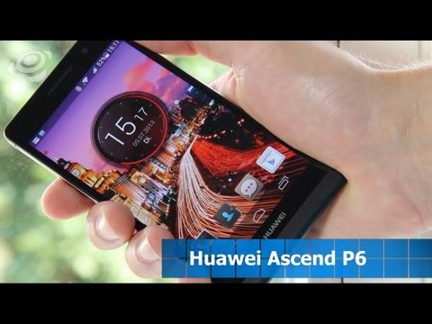 Huawei Ascend P6 im Test [Deutsch] HD