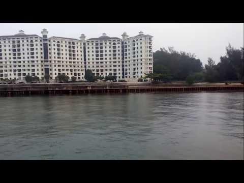 Marina port Dickson (sleeping Fisher)