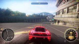 NFSMW 2005 Reshaded 2017 Graphics Mod by Aksine