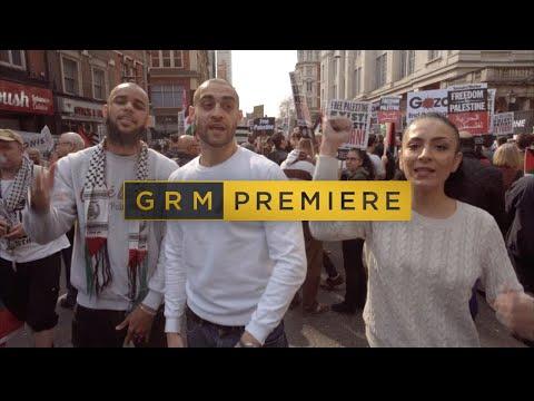 Lowkey  - Long Live Palestine ft Frankie Boyle, Maverick Sabre (Part 3) [Music Video] | GRM Daily