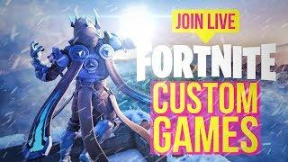 Fortnite Custom Games (EU) | Type !join !giveaway !twitch [LIKE GOAL 250 LIKES] #FortniteAfrica