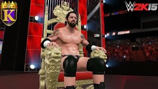 "WWE 2K15 Bad News Barrett ""Extreme Rules 2015"" Attire Community Creations (PS4)"