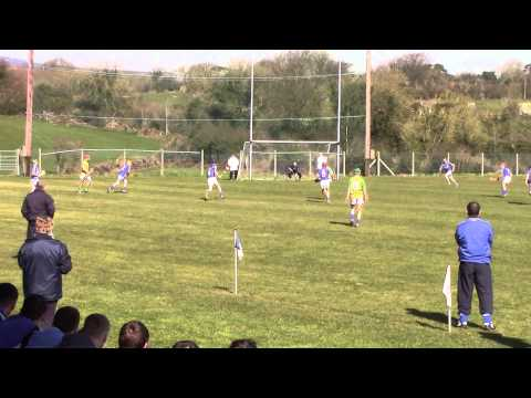 Burgess GOAL#1 v Eire Og Annacarty Senior league 2015