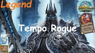 Hearthstone: Tempo Rogue #2: Witchwood (Bosque das Bruxas) - Standard Constructed