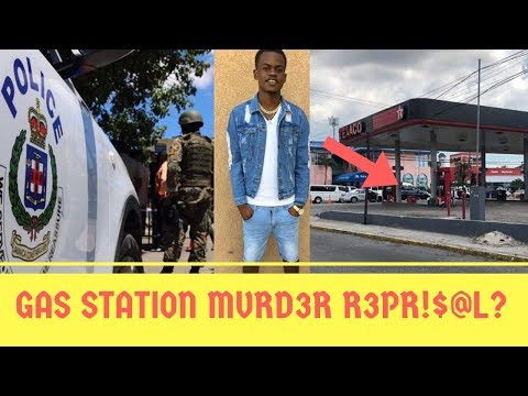 Gas Station Worker Got MVRD3R3D As R3PR!S@L For 2019 SH00T!NG? + PVN!$HM3NT Nuh Fit CR!M3