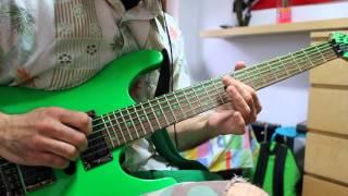 Van Halen - Romeo Delight (Guitar Cover)