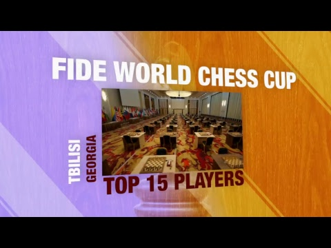 FIDE World Cup 2017 Tbilisi Final Game 3