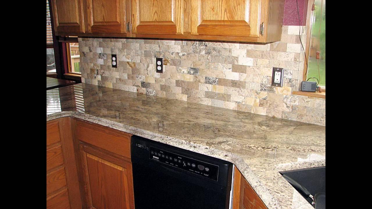 Kitchen Backsplash Above Stove Youtube