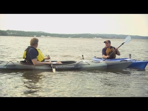 Kayaking the Hudson: A treacherous trip