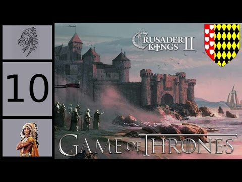 CK2 Game Of Thrones - House Darklyn Roleplay #10 - Blood Awaits The Iron Throne