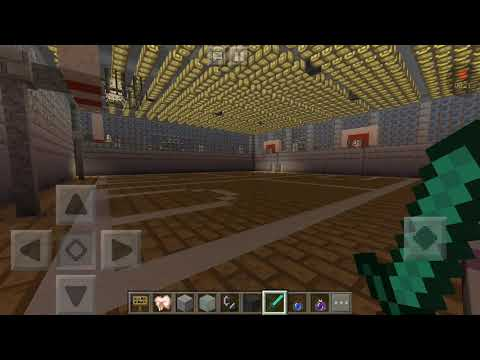 LOGAN PAUL AND JAKE PAUL AND THE OTHERS RUNS ACROSS THE GYM IN MINECRAFT (MINECRAFT RUNNING)