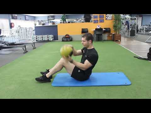 Fitness Forum Training Tips (Anywhere, Core Workout)