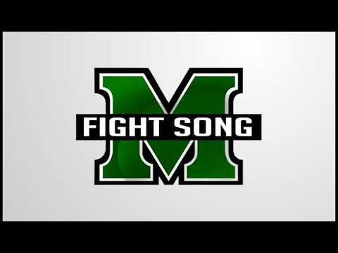 """""""On Muskogee"""" MHS fight song"""