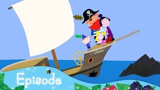 Ben and Holly's Little Kingdom | Elf Rescue | Full Episode