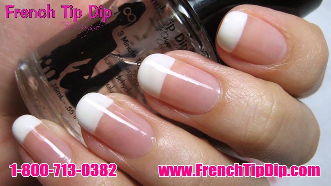 Exelent French Tip Nails Kit Model - Nail Art Design Ideas ...